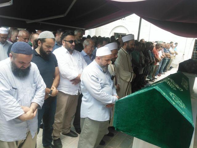 Zahit Barsamoğlu bir asırlık Ömür geride bırakarak hakka yürüdü