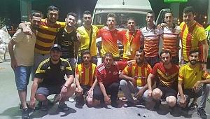 Malatyaspor'un Taraftarları Göztepe Maçı Dönüşü Trafik Kazası Geçirdi