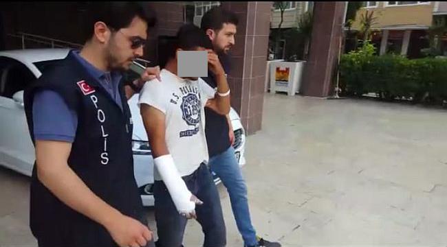 Polis, Nefes Kesen Takiple Hırsızları Yakaladı