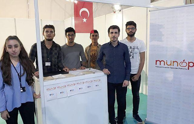 Malatya Üniversiteli öğrenciler platformu Malatya Günlerinde görücüye çıktı