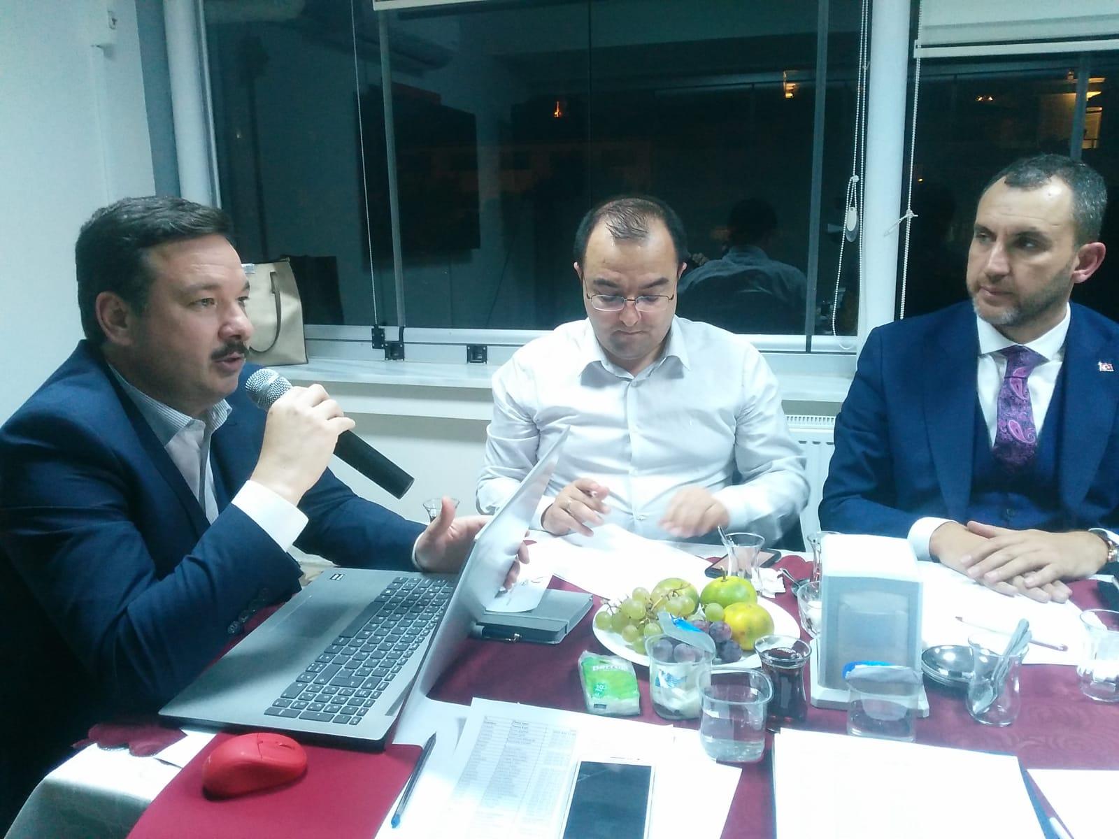 Öncü Gençlik, Sporun Öncülerini İstanbul'da Ağırlıyor