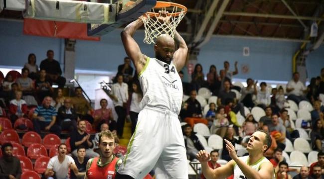 Türkiye Basketbol Ligine Galibiyetle Başladık