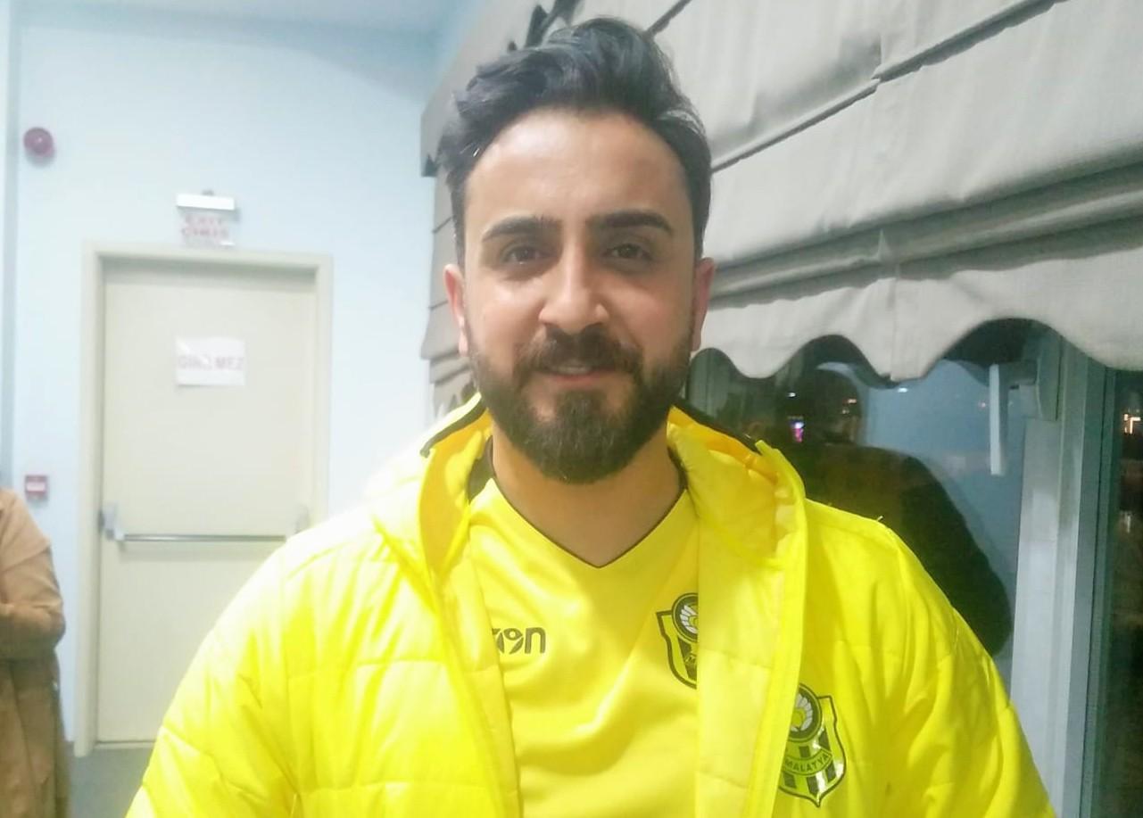 Ali Karadeniz Yeni Malatyaspor TV'nin yayında olduğunun müjdesini verdi