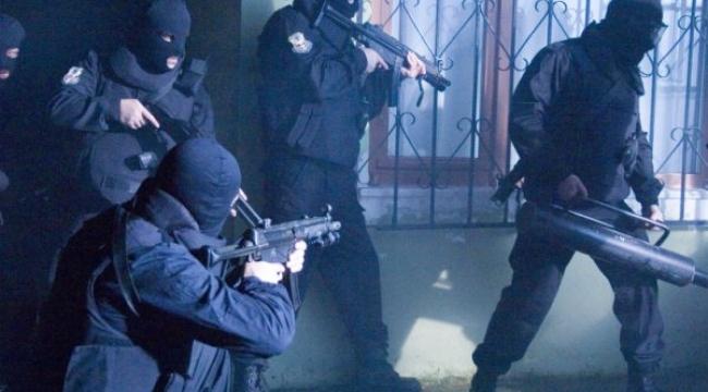 Bakırköy ve Başakşehir'de Terör Operasyonu
