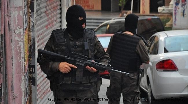 Suriye uyruklu 2 Terör Örgütü Üyesi Yakalandı