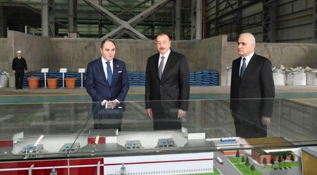 Vergili'den Azerbaycan'a Dünya Çapında Tesis