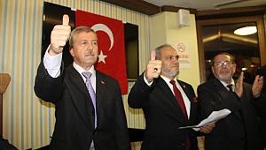 Akhisar Saadet Partisinde Aday Adayı Ali Dursun