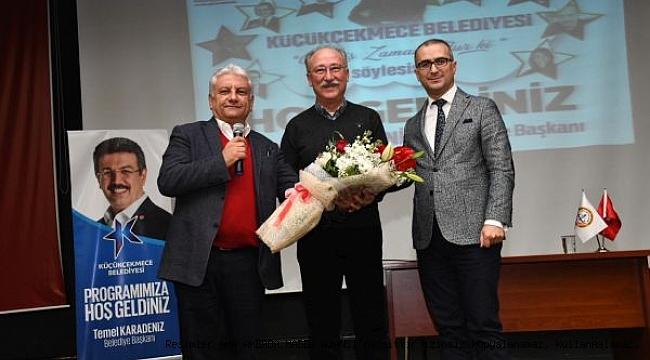 Altan Erkekli 'Öğretmenim Hayatıma Yön Verdi'
