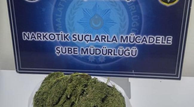 Malatya'da Torbacı Operasyonu