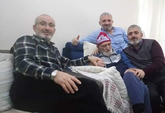 Resuloğlu ailesi babaları Hacı Muhammed Resuloğlunu kaybetmenin acısını yaşadı