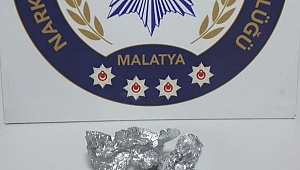 Şüphelenilerek Durdurulan Araçtan Uyuşturucu Çıktı
