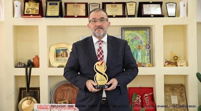 Afşin Belediyesine İki Ödül