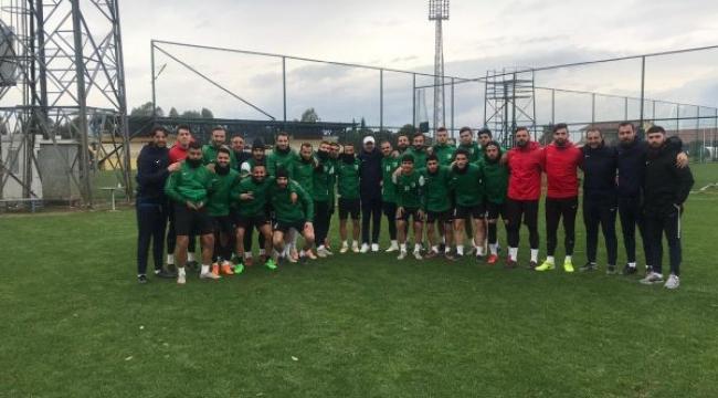 Antalya Kampını Tamamlayan Bodrumspor Malatya Yolcuau