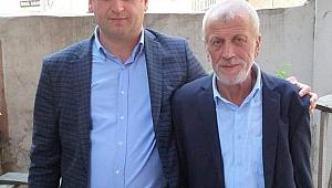 Murat Rizelioğlu babası Fazlı Rizelioğlunu kaybetmenin acısını yaşadı