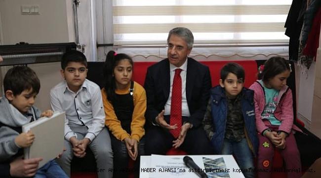 'Çocuklarımızın Huzuru Herşeyden Önemlidir'