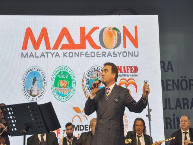 İstanbul'daki Malatyalılar Selahattin Alpay'ın konserinde 31 Martta tarih yazmaya söz verdiler