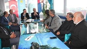İyi Parti Belediye Başkan Adayı Urhan, 'Maaş almayacağım'
