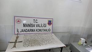 Jandarma Tarihi Eser Kaçakçısına Dur Dedi