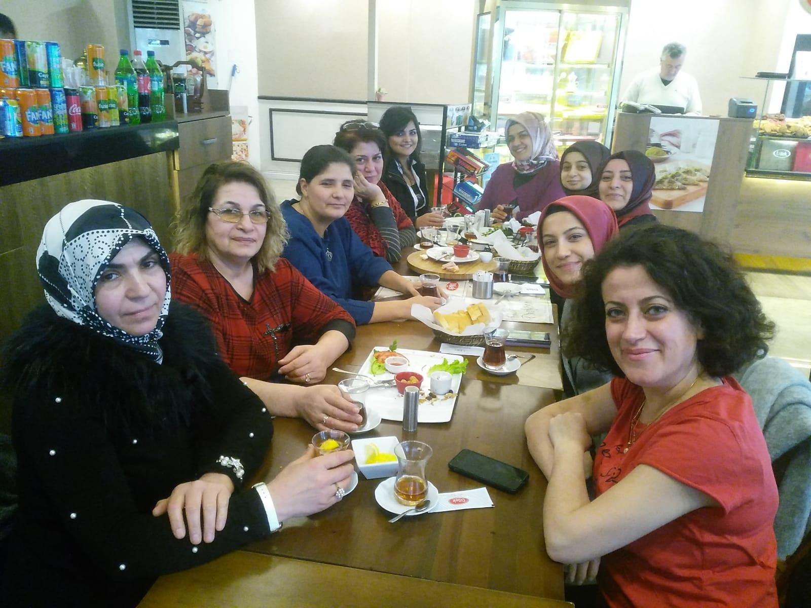 Malatya'nın altın elleri 8 Mart'a hazırlanıyor