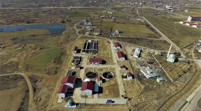 Seydişehir Atık su Arıtma Tesisi Açıldı