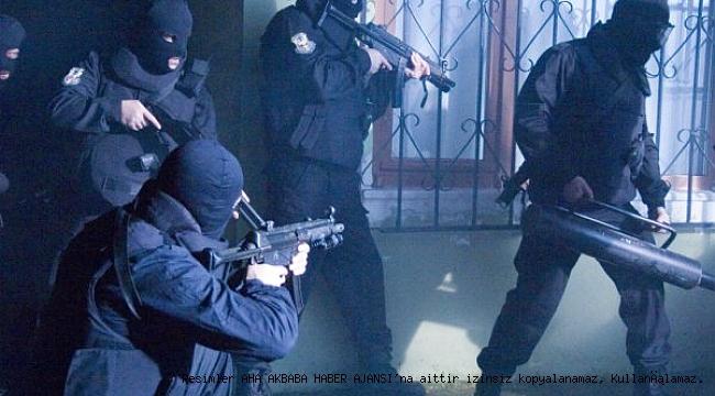 Terör Operasyonunda 11 Şahıs Yakalandı