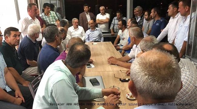 Yöneticilerle vatandaşı buluşturan proje