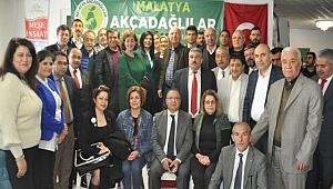 Akçadağ'lılar İstanbul'da tarih yazdı