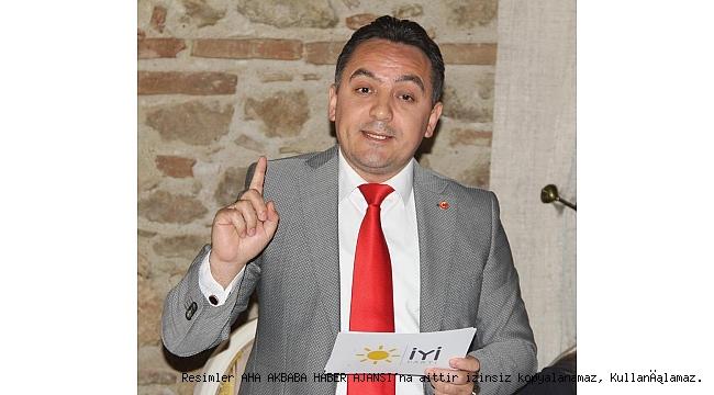 Hasan Eryılmaz'dan MHP'li mevcut Belediye Başkanlarına çağrı