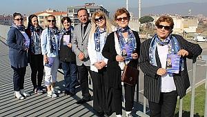 Muhtar adayı Tecennur Nurdan Eroğlu ; Dünya Kadınlarla Güzelleşir, Emekleriyle Özgürleşir..