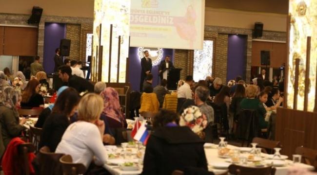 47 ülkeden gelen grup liderleri buluştu