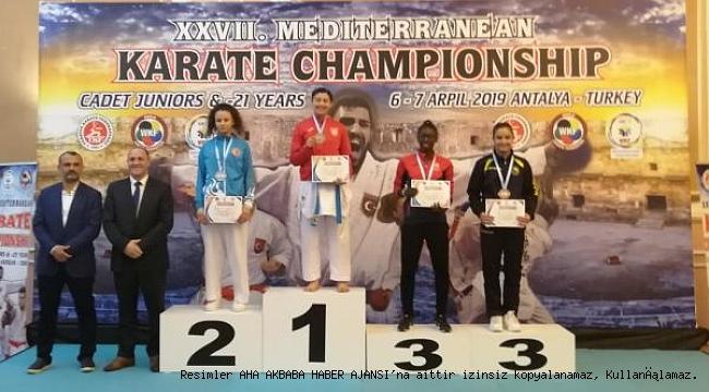 Akdeniz Şampiyonası'nda Kağıtspor rüzgârı