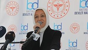 Battalgazi Devlet Hastanesine ödenek