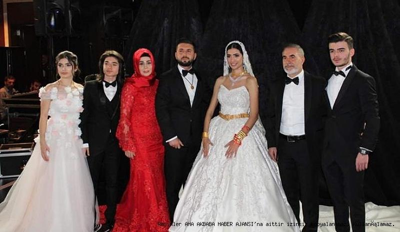 Burak Göktaş ve Pınar Sakıcı dünya evine dostlarının şahitliği ile girdiler