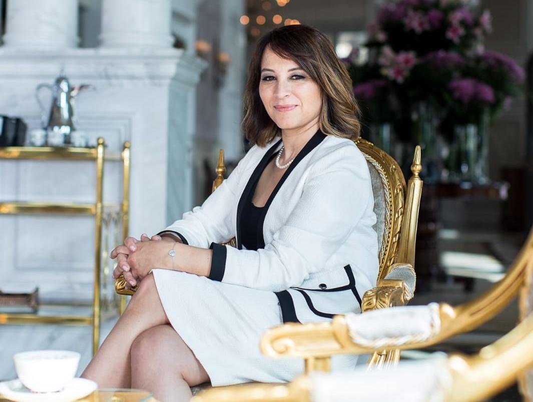 Sultanahmet'te turistlere halı satmaktan CEO'luğa uzanan Oya Zingal'in hikayesi