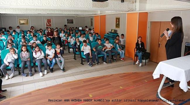 4 Bin 520 Öğrenciye Sıfır Atık Eğitimi Verildi