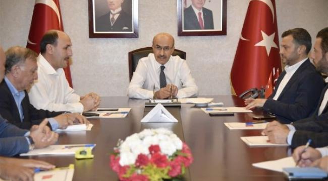 'Adana Karpuz Festivali' hazırlık toplantısı yapıldı