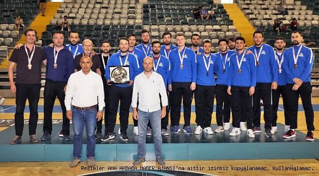 ÇBSK Türkiye Basketbol İkinci Ligi'nde!