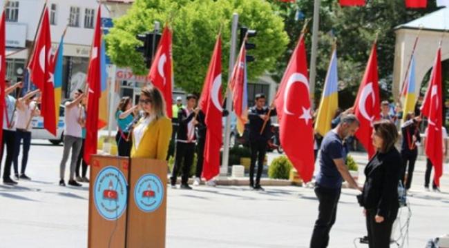 Seydişehir'de 19 Mayıs kutlamaları
