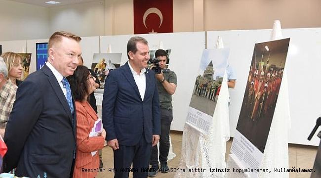 Türklerin Avustralya'ya Gidişinin Sergisi