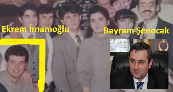Bayram Şenocak ve Ekrem İmamoğlu, siyasete Güngören'de başladılar