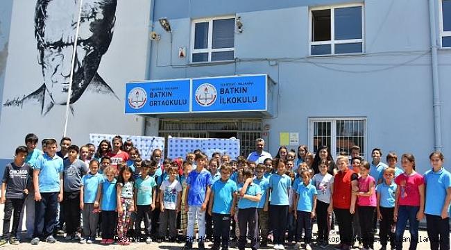 Çevre Günü Etkinliğinde Dereceye Giren Okullar