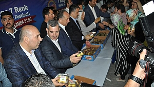 Malatya Kaysısı İstanbul'da, 24 Haziran için gönül köprüsü kurdu