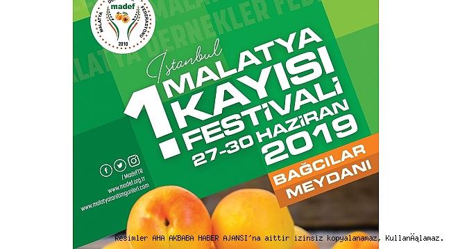 Malatyalılar 1 Malatya, 1 Kayısı festivalinde buluşuyor