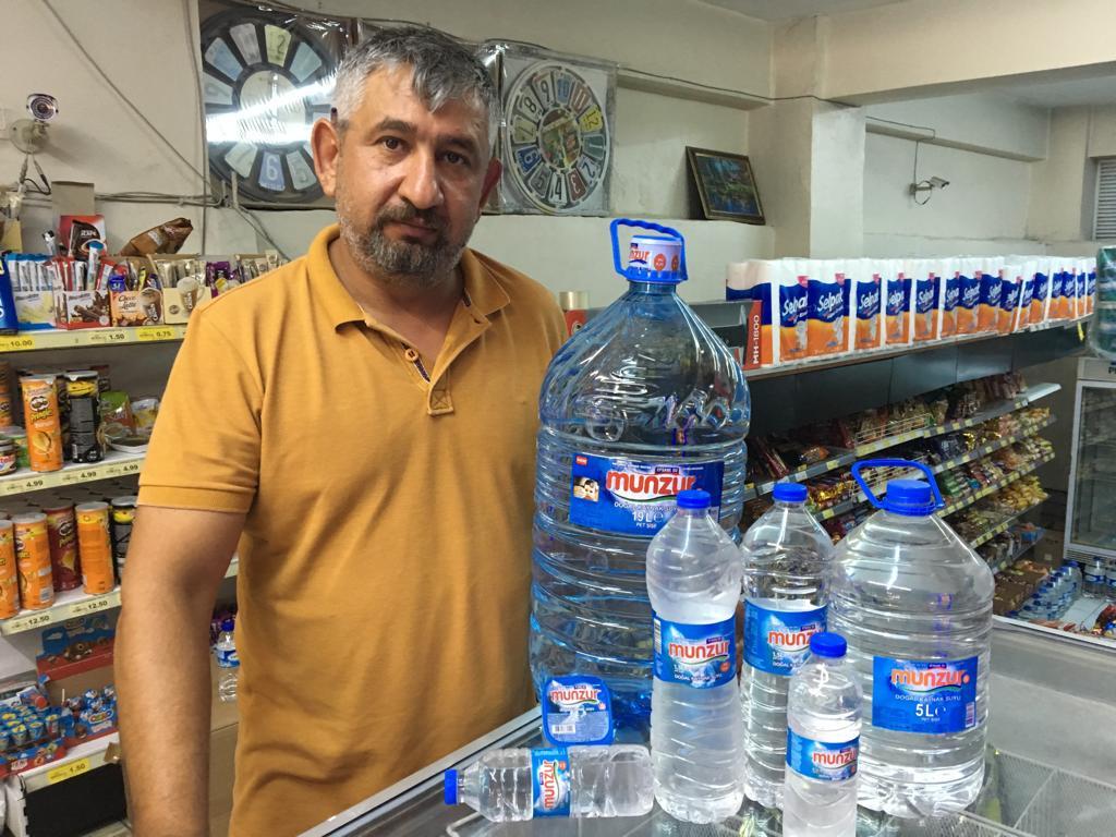 Munzur suyu Türkiye'nin en sağlıklı kaynak su çıktı