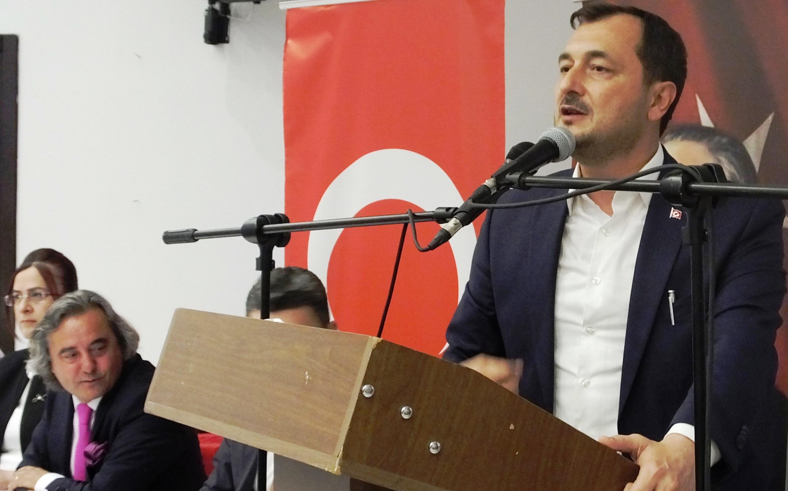 CÜNEYT YÜKSEL ALBAYRAK'A SAVAŞ BALTASINI ÇEKTİ