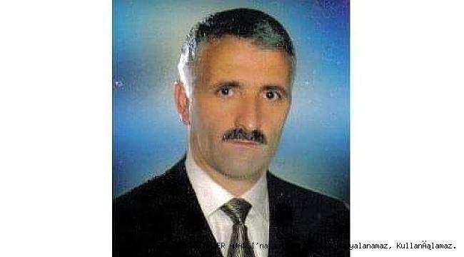 Güngören belediyesi Mustafa Turgut için yas tutuyor