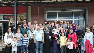 İstanbul'da yaşayan Posoflulara gurbet yolu dayanmıyor