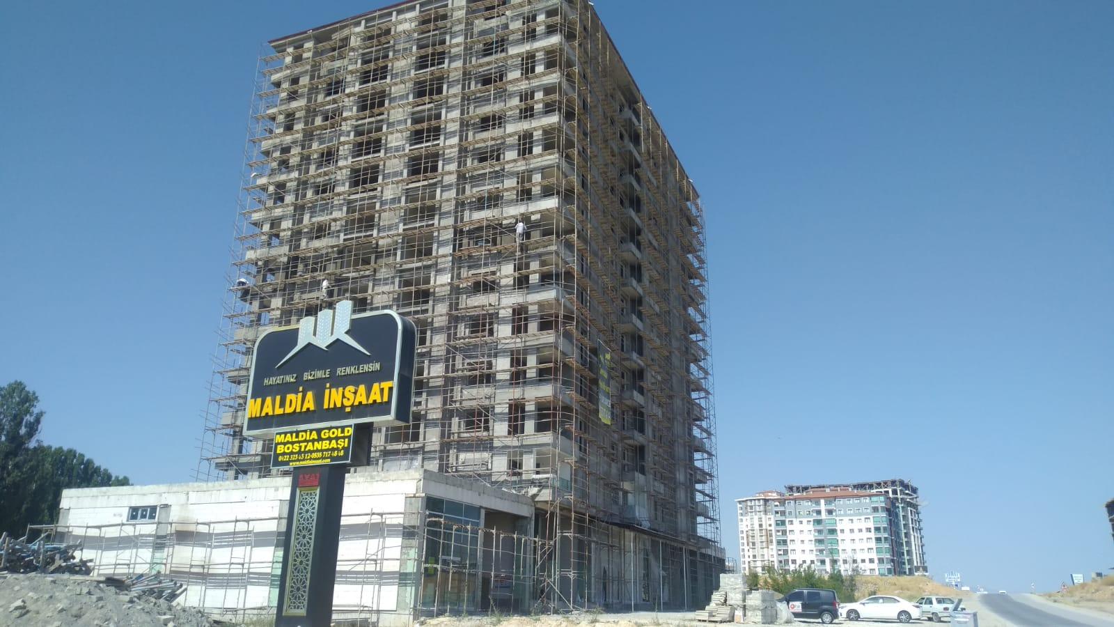 Maldia Gold yaşam merkezi sakinleri heyecanlı günler yaşıyor