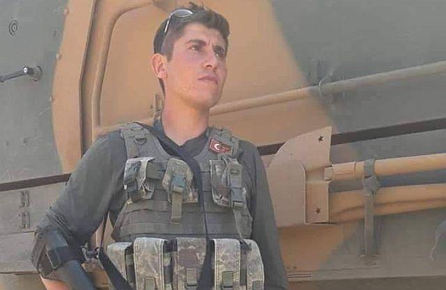 Ordulu Uzman Çavuş  Salih Altuntaş'da şahadet şerbeti içti