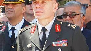 5. kolordu komutanlığına Ahmet Kurumahmut atandı